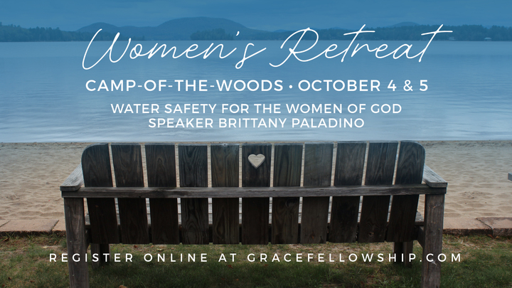 Saratoga Women's Fall Retreat logo image