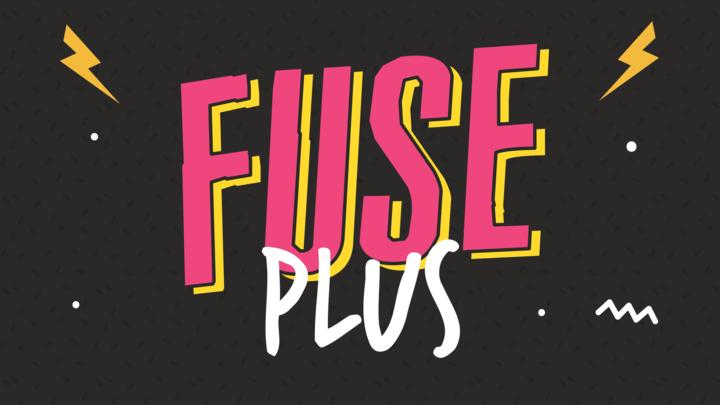 FUSE PLUS logo image