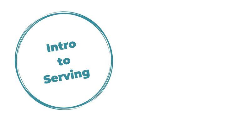 Intro to Serving logo image