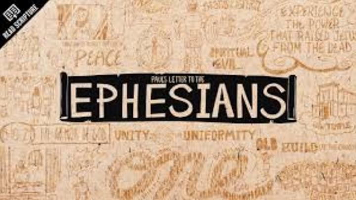 Friday Morning Women of the Word (WOW) Book of Ephesians logo image