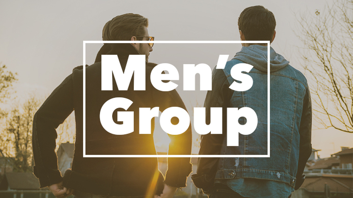 Men's Discussion Group logo image