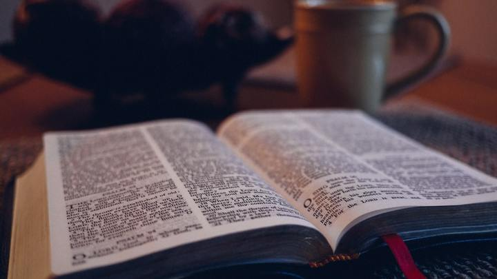 Thursday Morning Bible Study: The Letters of Paul logo image
