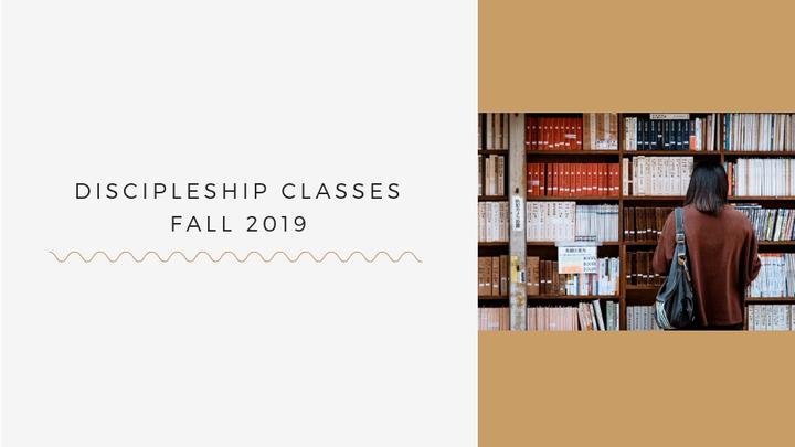 Discipleship Class - Parenting Class  logo image