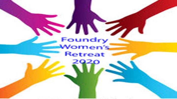 Foundry Women's Retreat logo image