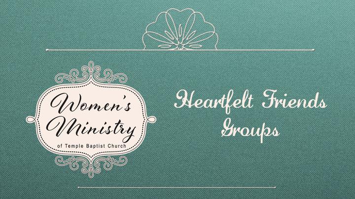 Heartfelt Friends logo image