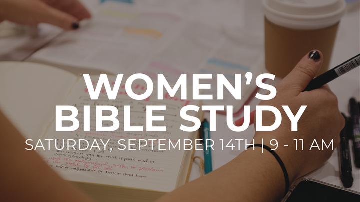 Women's Bible Study logo image