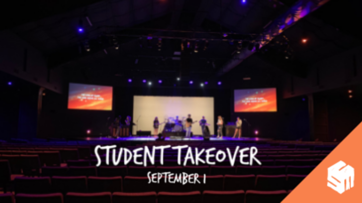 Calvary Students | Serve at Student Takeover logo image