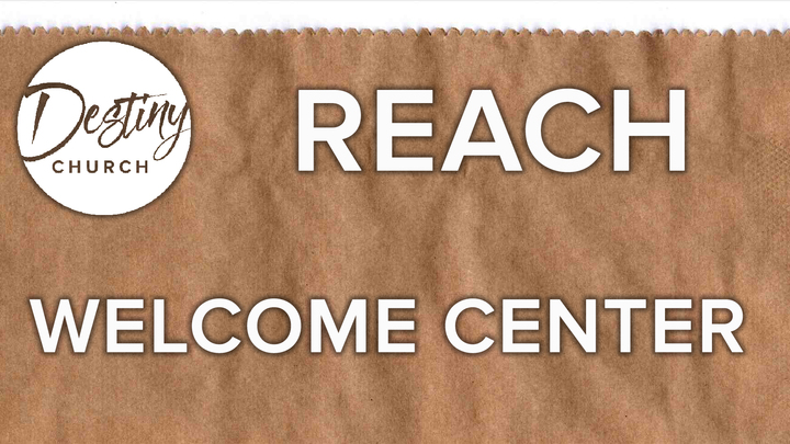 REACH: Millbrook Welcome Center  logo image