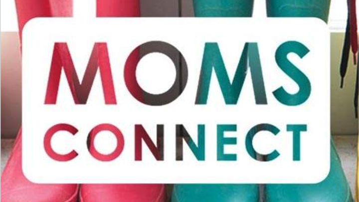 Mom's Connect  Bible Study logo image