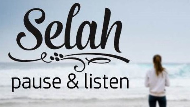Selah: Pause & Listen; A Woman's Soul Care Afternoon logo image