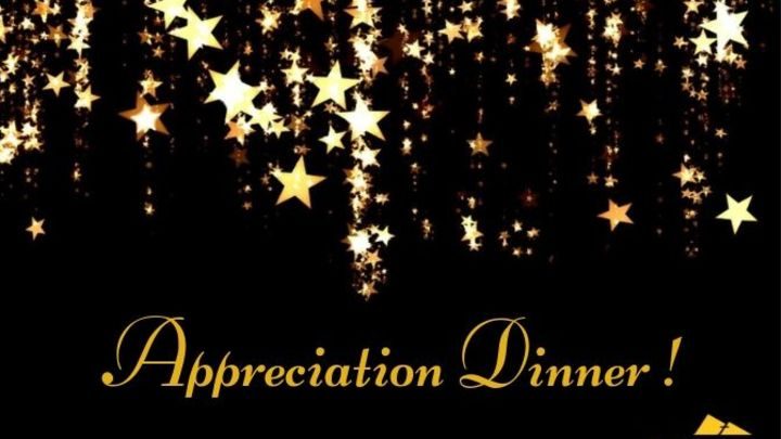 Group Leader Appreciation Dinner logo image