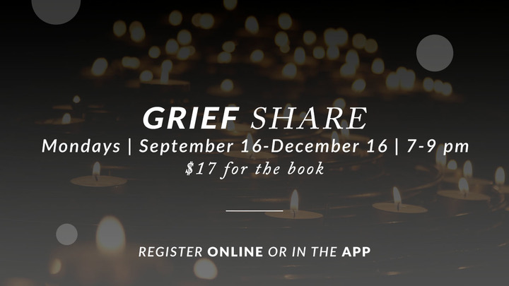 Grief Share logo image