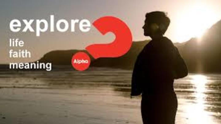 Alpha Course logo image