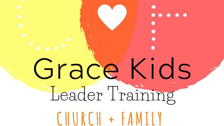 Children's Ministry Training Lunch  logo image