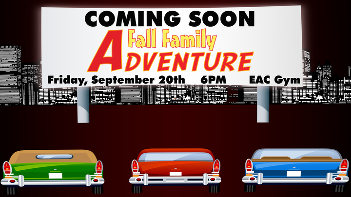 Fall Family Adventure logo image