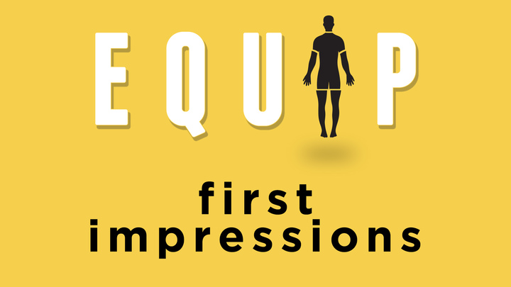 Equip Team: First Impressions logo image