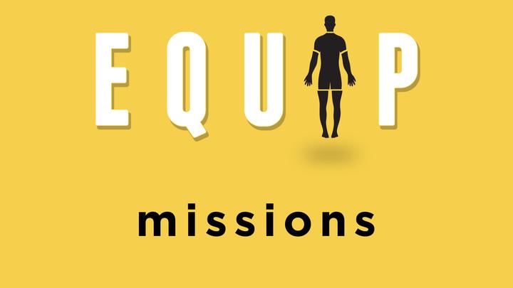 Equip Team: Missions logo image