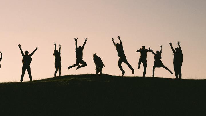 Kids' Community Volunteer Fall Kick-Off logo image