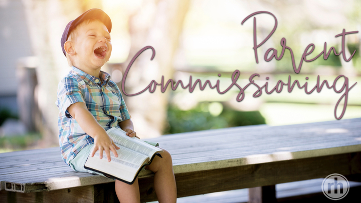 Parent Commissioning logo image