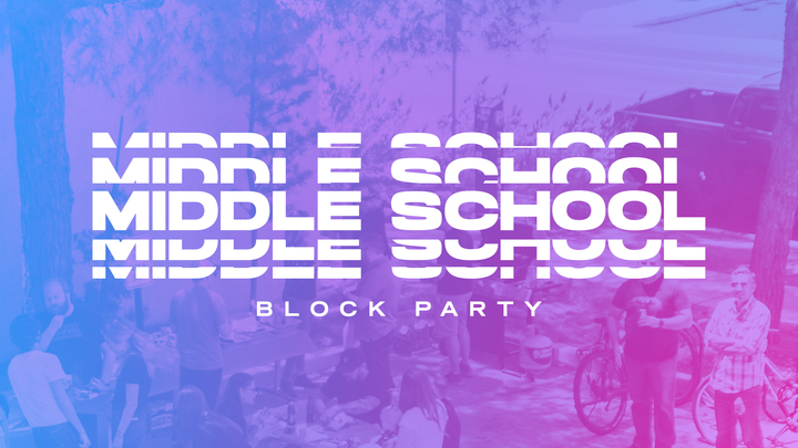 Middle School Block Party logo image
