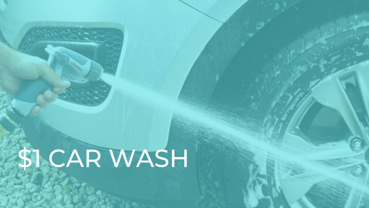 Dollar Car Wash logo image