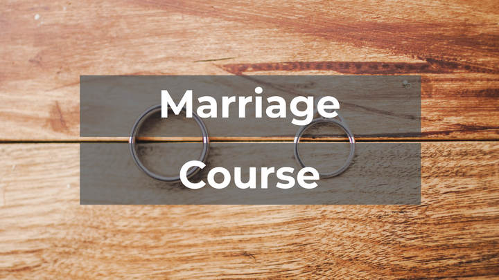 Marriage Course logo image