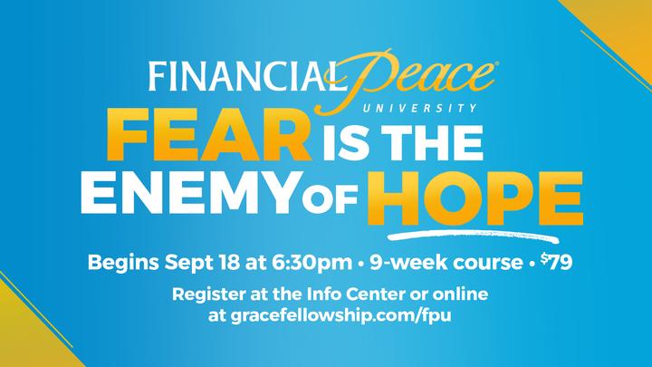 Halfmoon Financial Peace University logo image