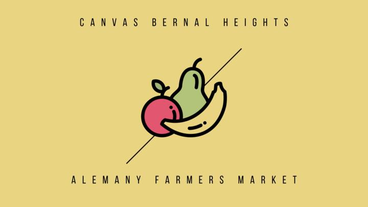 Canvas Bernal Heights - Farmers Market Hang logo image