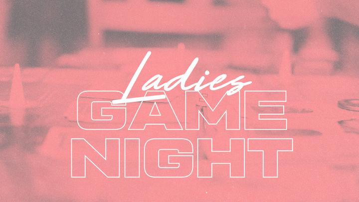 Ladies Game Night logo image