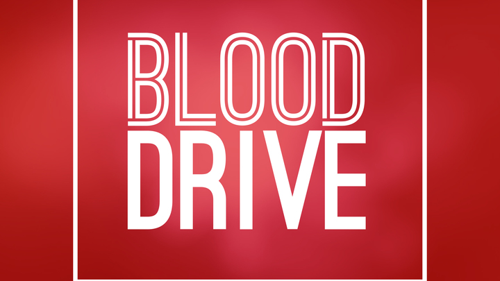 Michigan Blood Drive  logo image