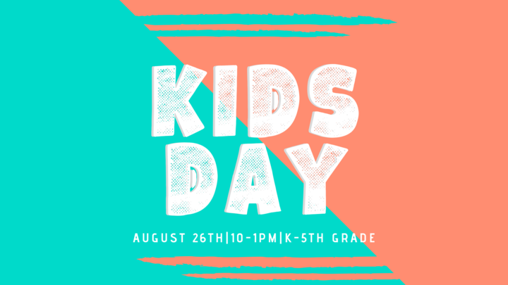 Kids Day logo image