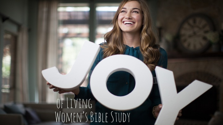 JOY of Living Women's Bible Study logo image