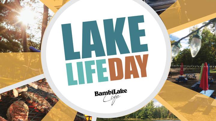 Lake Life Day logo image