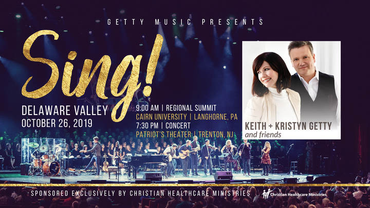 Sing! Delaware Valley Concert, Conference and Children's Event logo image