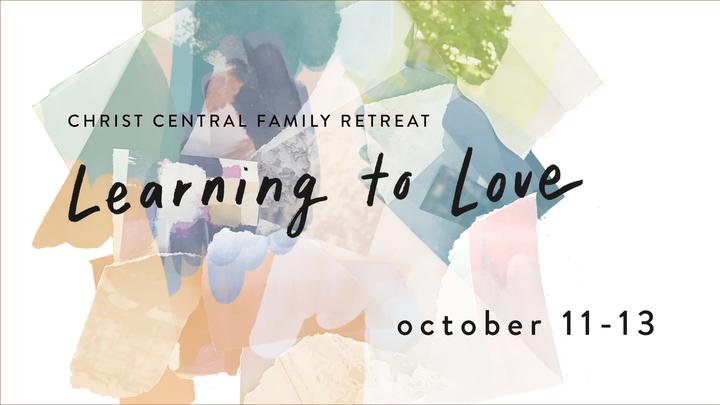 Christ Central Family Retreat 2019 logo image
