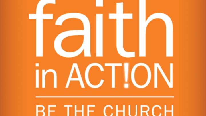Faith In Action Sunday logo image