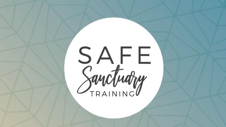 Safe Sanctuary Annual Training logo image