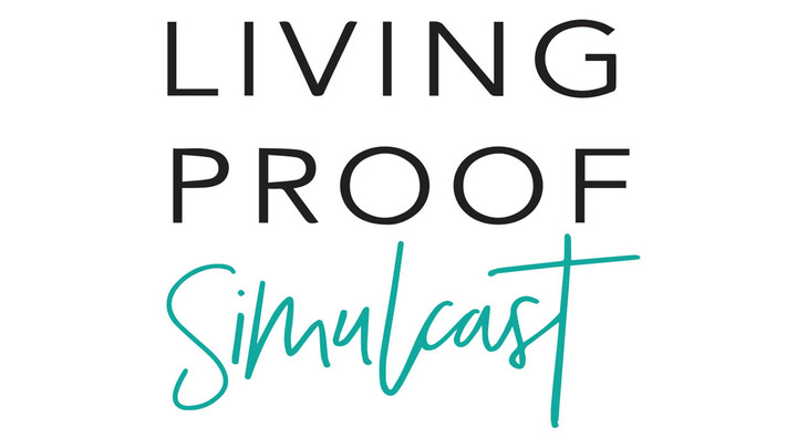 Living Proof Simulcast with Beth Moore logo image