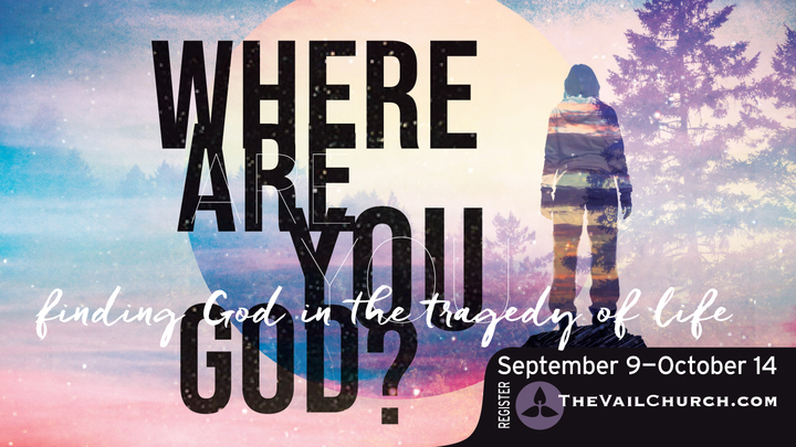 WHERE ARE YOU GOD? Finding meaning in the Tragedy of Life logo image