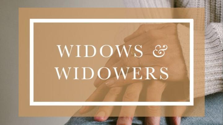 Widow & Widowers Meetup (3rd Quarter Session) logo image