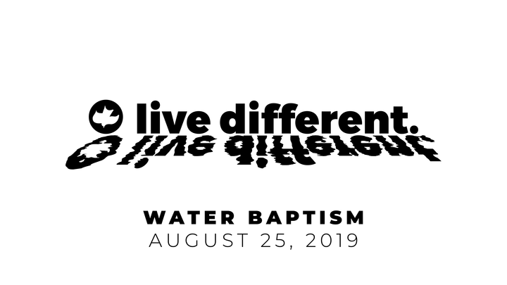 Baptism  |  August 2019 logo image