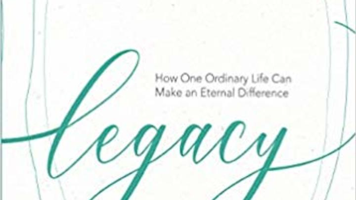 Legacy Women's Study, Meets  Thursdays at 4:00 p.m. at Billings Christian School,  4519 Grand Avenue logo image