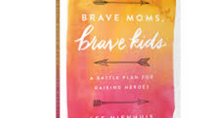 Brave Mom Brave Kids Weekend Event  Friday and Saturday, Sept 13-14th logo image