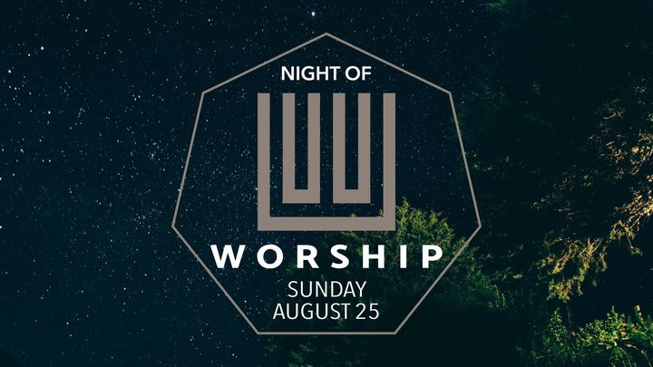 Outdoor Night of Worship logo image