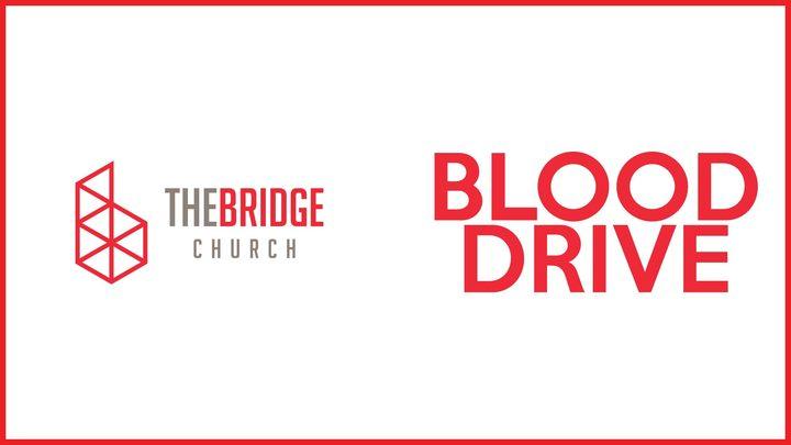 Blood Drive logo image
