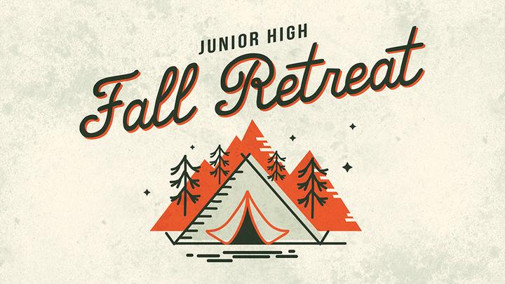 Junior High Fall Retreat logo image