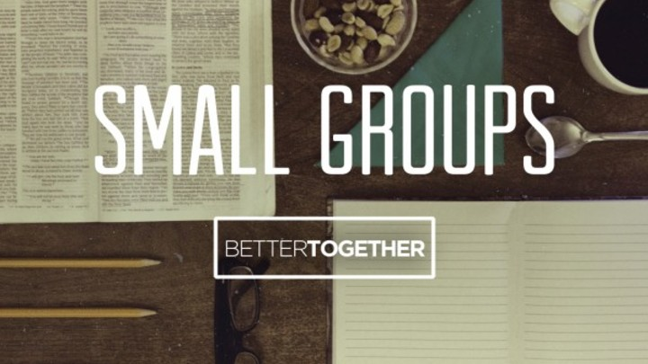 Small Group Host Registration logo image