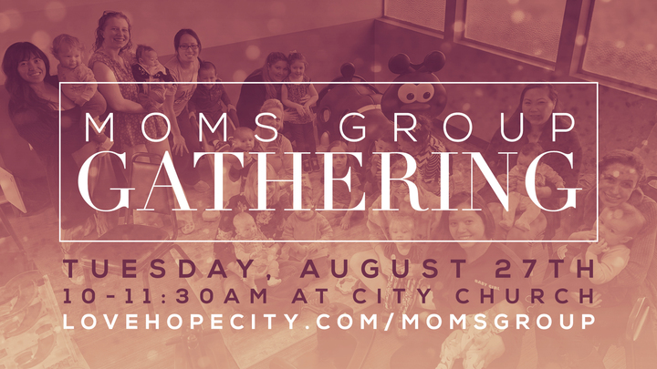 Moms Group Gathering logo image