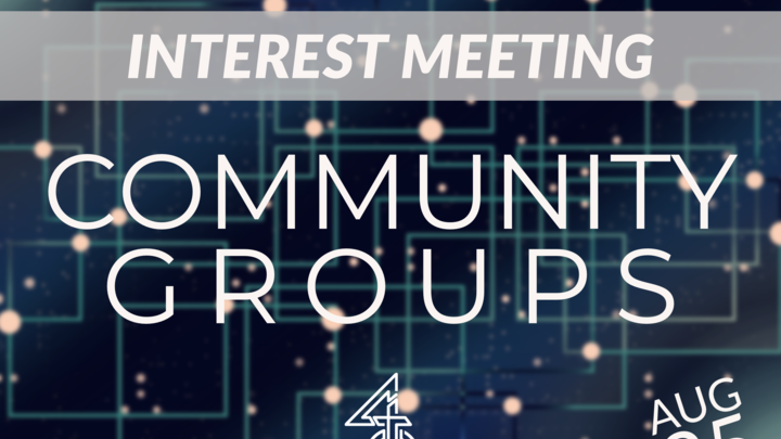 Community Group Interest Meeting logo image