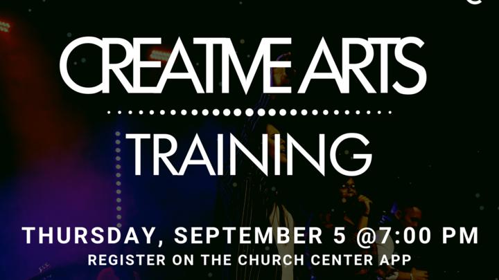 Creative Arts Training logo image